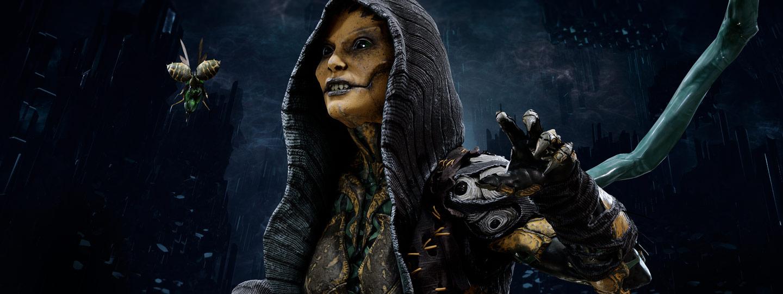 DVORAH Mortal Kombat 11