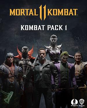MK Kombat Pack 1 Box Front