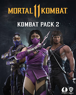 MK Kombat Pack 2 Box Front