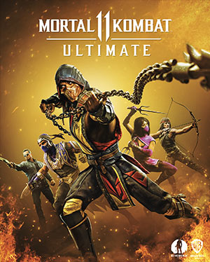 MK Ultimate Box Front